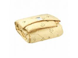 Одеяло овечья шерсть (стеганое) 110*140 см