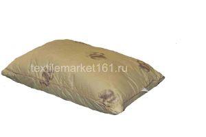 Подушка овечья шерсть 50*70