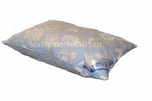 Подушка Гусиный пух 68-68 см