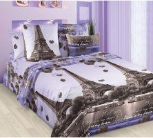 Текс-Дизайн бязь «Романтика Парижа 1»